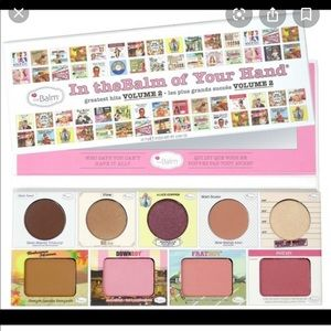 The Balm Greatest Hits Vol 2 palette